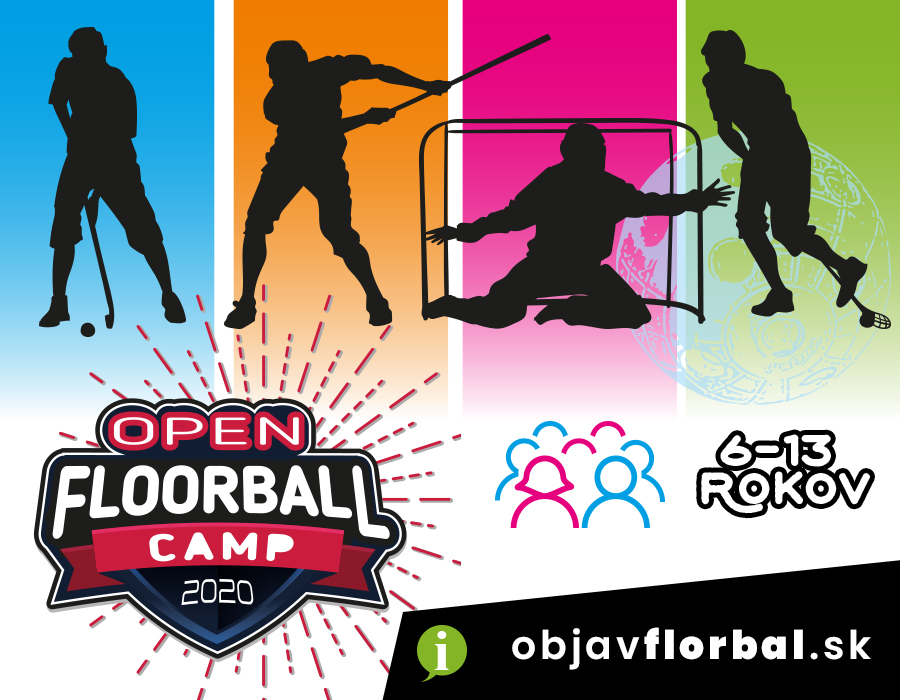 Open Floorball Camp 2020 900x700